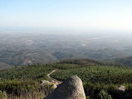 hoogste punt Foia (monchique)