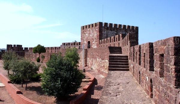 kasteel van Silves