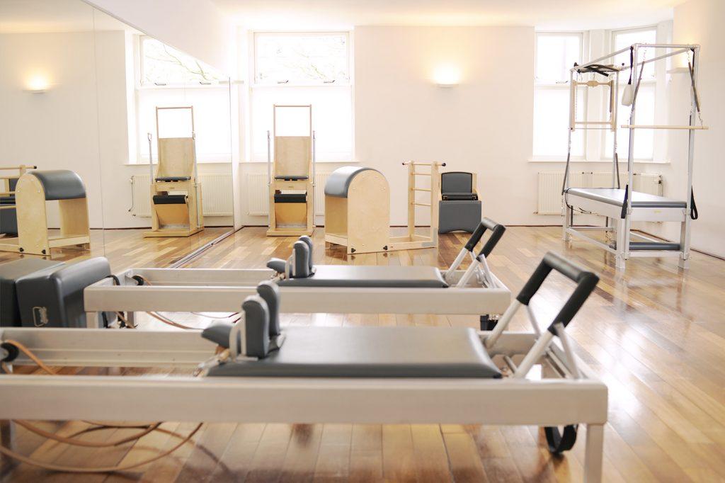 een Pilates studio die bij je past